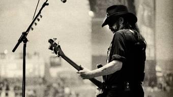 Ian «Lemmy» Kilmister – Gründer, Sänger und Bassist der Heavy-Metal-Band Motörhead – ist 70-jährig gestorben.P. Bonet/Noor