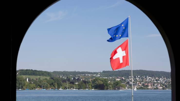 Ein Lichtblick: Die Streichung von der Grauen Liste dürfte dem angespannten Verhältnis zwischen Bern und Brüssel zugutekommen.