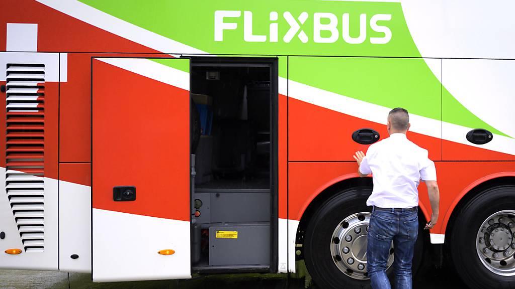 Valora verkauft neu auch Flixbus-Tickets