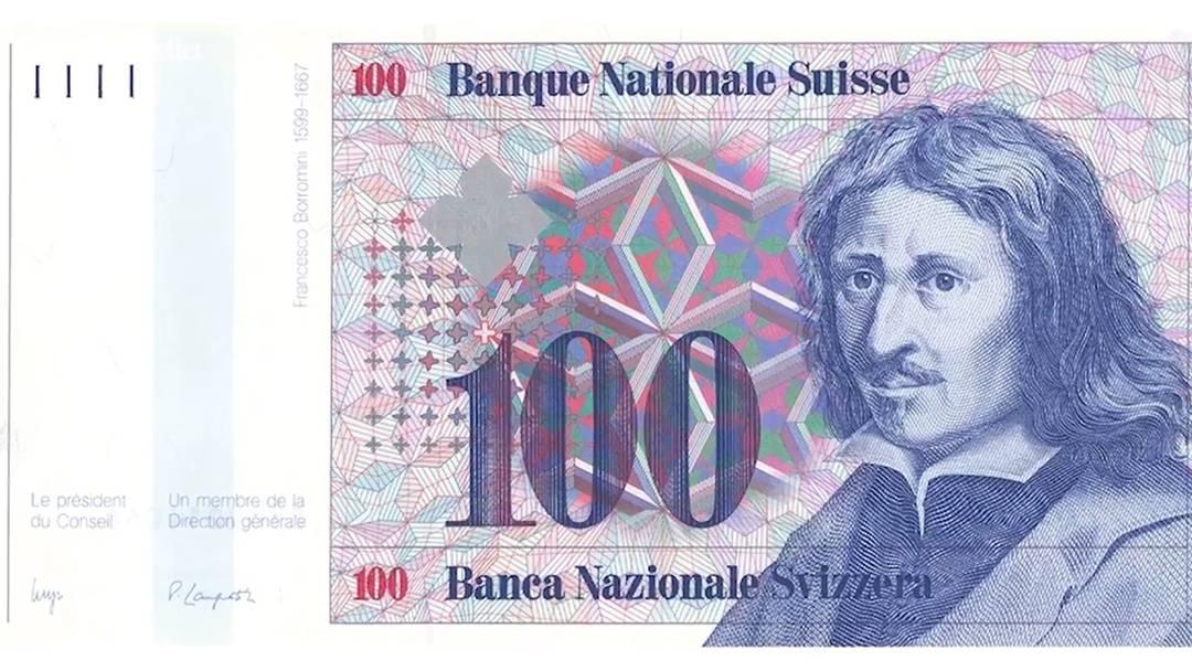 Von 1907 bis heute: die neue 100er-Note im Wandel der Zeit