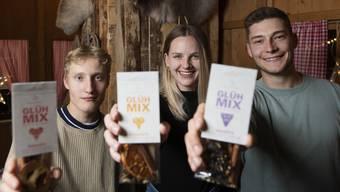 Aargauer Startup startet mit Glühwein durch