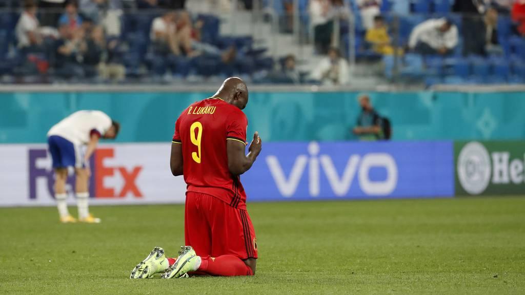 Souveränes 3:0 für Belgien gegen Russland