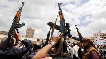 Der Bundesrat hat den Export von Kriegsmaterial bewilligt - allerdings mit Einschränkungen, die kriegsführende Länder betreffen. (Archivbild)