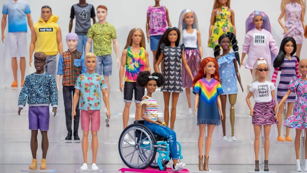 Sind das noch Barbies oder ist das die Gen Z in Puppenform?