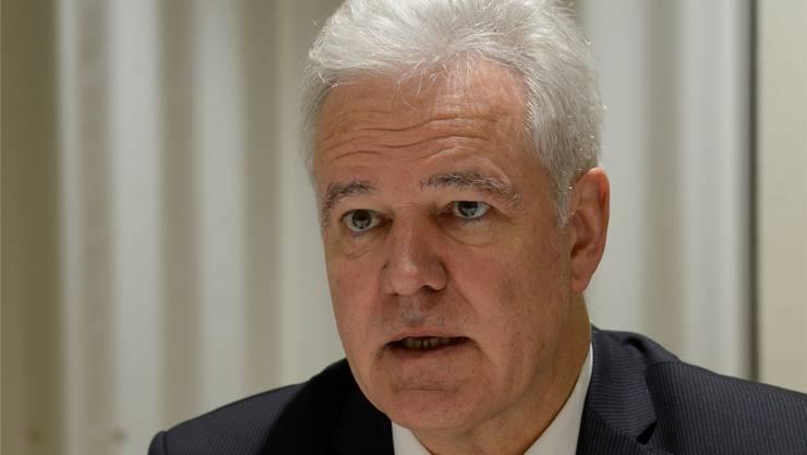Trotz Wiederwahl, wurde Rolf Kissling bei den Gemeinderatswahlen von Neuendorf mit einem argen Denkzettel bedacht.