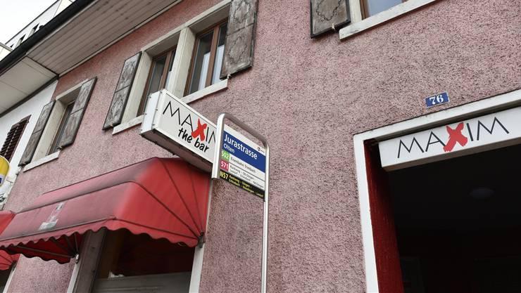 Gehts nach dem Bier bald zur «Massage»? - Olten - Solothurn