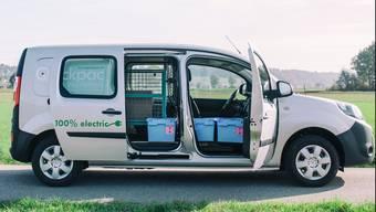 Ab Mai versorgt der Paketlieferer Quickpac seine Kundschaft von Hägendorf aus.