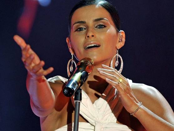 Nelly Furtado steht für eine weitere starke Frauenstimme im Programm.
