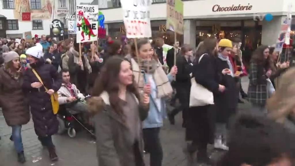 St.Galler SVP will Streikverbot während Unterrichtszeit