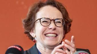 Ständerats-Kampagne Eva Herzog
