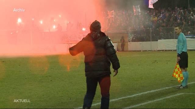 Saftige Busse für den FC Aarau