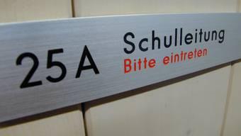 Wer im Aargau Schulleiterin oder Schulleiter werden will, braucht dafür kein bestimmtes Anforderungsprofil. (Symbolbild)