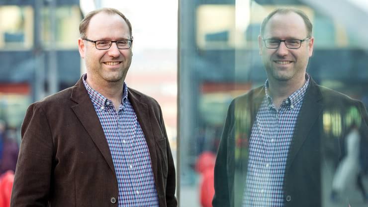 Simon Burger, Leitender Staatsanwalt Zofingen-Kulm.