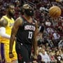 James Harden stellt LeBron James in den Schatten