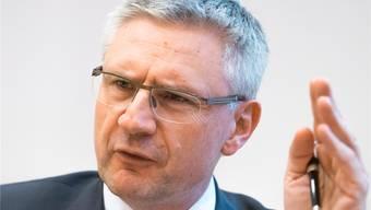 Gerade seine kompromisslose Haltung im Asylbereich hat Glarner einen Sitz im Nationalrat eingebracht.