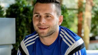 Will via FCB mit der Schweizer Nationalmannschaft an die Europameisterschaft in Frankreich reisen: Renato Steffen.