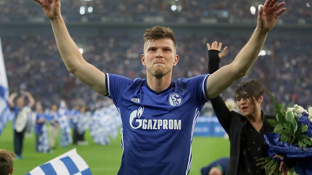 Huntelaar zurück bei Schalke