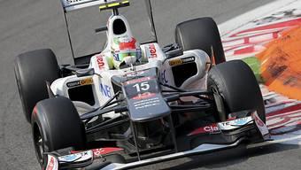 Starker Auftritt in Monza von Sergio Perez