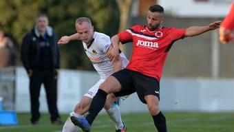 Der FC Iliria unterliegt auswärts dem FC Rothrist und ist neu Schlusslicht in der 2. Liga inter.