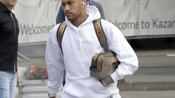 Soll bei Real Madrid überhaupt kein Thema sein: Neymar