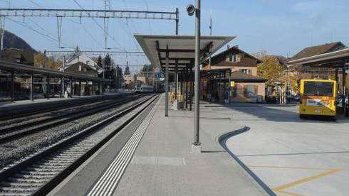 Bahnhof Sissach