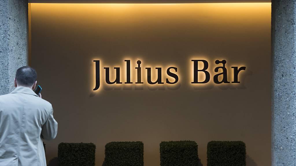 Die Finma hat bei Julius Bär das Verbot von grösseren Firmenakquisitionen aufgehoben. (Archiv)
