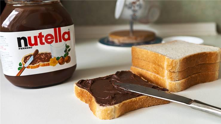 Der Nutella-Toast ist in der Schweiz teurer als in den Nachbarländern.