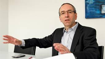 Kurt Boner ist Leiter Soziale Dienste Oberer Leberberg in Grenchen.