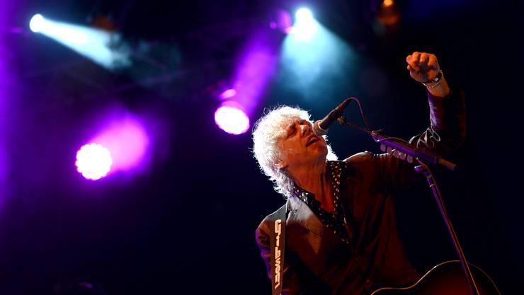 Bob Geldof beschliesst mit seinem Konzert das Stimmen Festival 2013