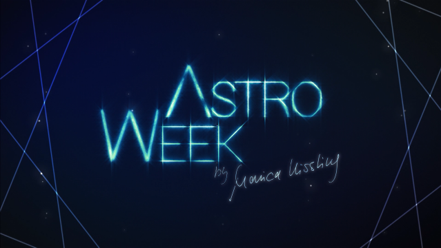 AstroWeek - by Monica Kissling