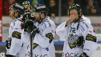 Der EHC Olten scheidet im Playoff-Halbfinal gegen Langenthal aus