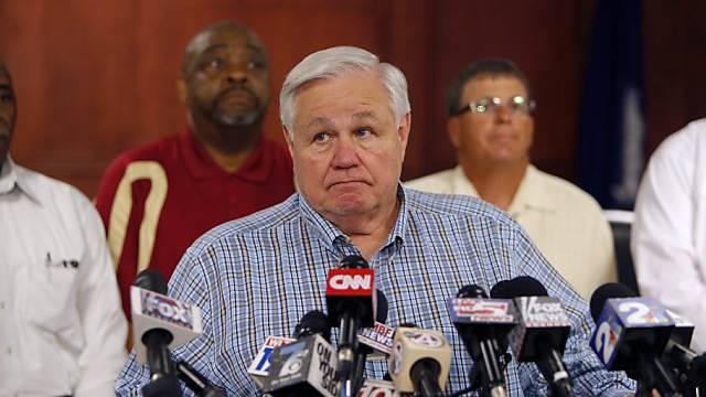 Besuchte Opferfamilie: Bürgermeister von North Charleston
