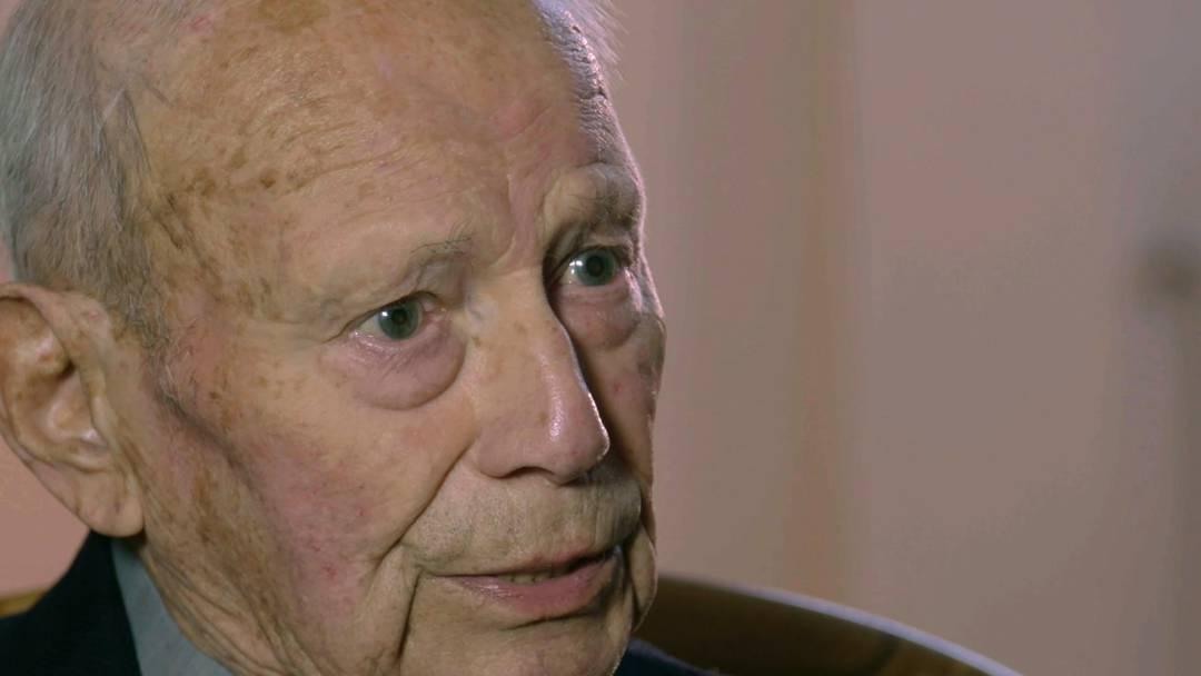 «Man hat mir Sau-Jud und Dreck-Jud nachgerufen»: Der Badener Walter Strauss erinnert sich an seine Zeit in Nazi-Deutschland zurück
