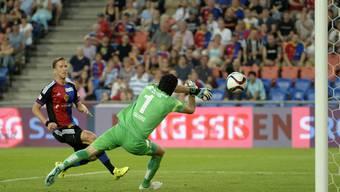 Basel gegen Thun