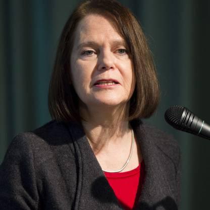 Nationalrätin Claudia Friedl kritisiert Bundesrat Schneider-Ammann.