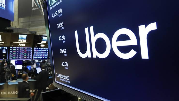 Der US-Fahrdienstvermittler Uber, der seit drei Wochen an der New Yorker Börse ist, gab für das erste Quartal 2019 einen Milliarden-Verlust bekannt.