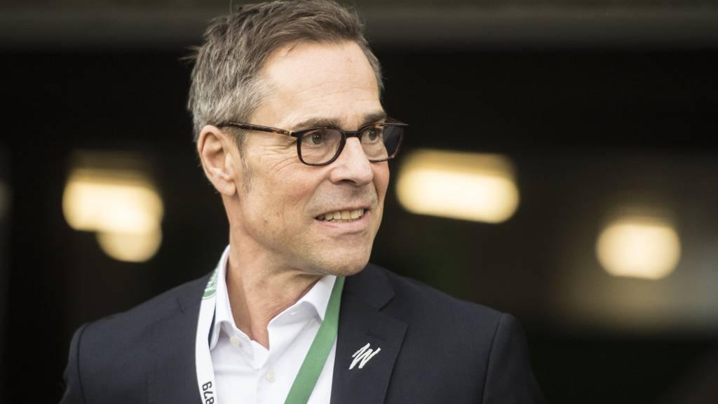FCSG-Präsident Matthias Hüppi setzt sich für Transparenz beim FCSG ein.
