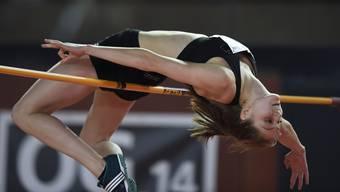 Die 21-jährige Baslerin Salome Lang überquerte am vergangenen Wochenende nach einer langen Verletzungspause zum ersten Mal wieder in einem Wettkampf die Hochsprunglatte.