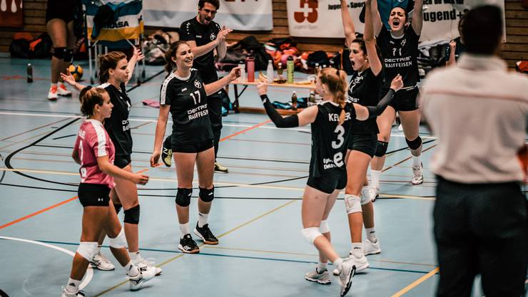 Die Aufsteigerinnen starten gut in die neue Saison und stehen zum Abschluss der Vorrunde auf Platz 3 der NLB-Ost-Gruppe  (Foto by Nightwalks & Daydreams Photography).