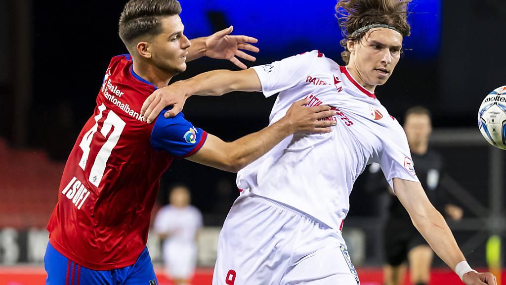 Basel verliert auch gegen Sion