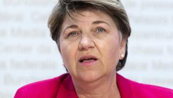 Viola Amherd fordert von der Sport-Schweiz mehr Integration von Behinderten und mehr Förderung der Frauen