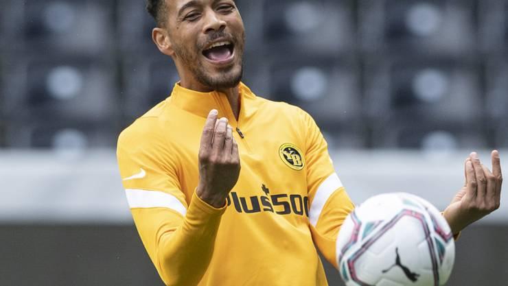 Guillaume Hoarau spielt in der kommenden Saison für den FC Sion