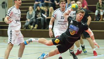 Drei Punkte gegen Gossau sind für den RTV Basel Plficht.