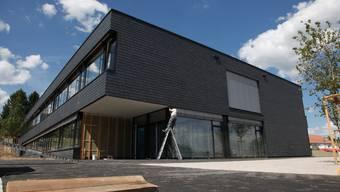 Im August wird das Schulhaus in Lüterkofen bezogen. hanspeter bärtschi