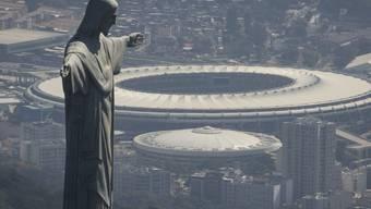 Das Maracanã ist ohne Strom