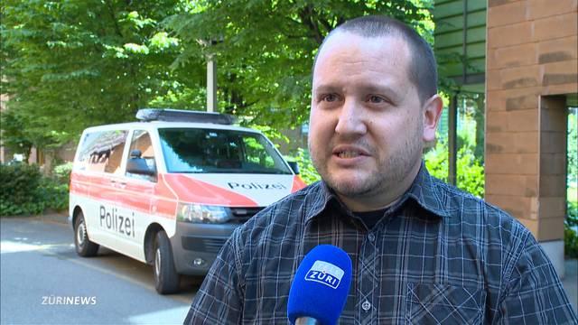 Schwerverletzte Polizeibeamte nach Petarden-Angriff