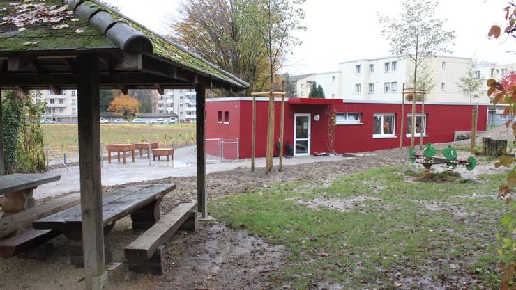 Der neue Kindergarten Lingeriz