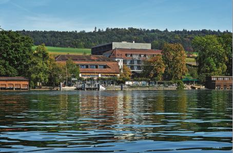 Seerose Resort & Spa in Meisterschwanden