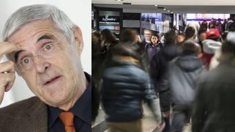 Die Stimmrechtsbeschwerde gegen die Abstimmung über die SVP-Masseneinwanderungsinitiative vom 9 Februar 2014 ist nach Ansicht von alt Bundesgerichtspräsident Giusep Nay legitim.