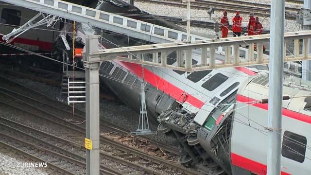 SBB will Schienennetz besser überprüfen